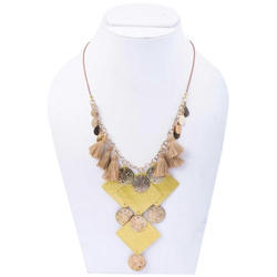 Fancy Tassels Necklace