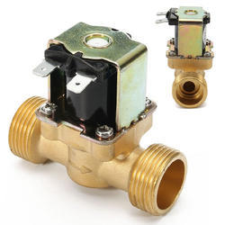 4 Way 2 Port Solenoid Valve