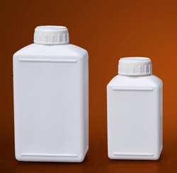 HDPE White Phenyl Bottle