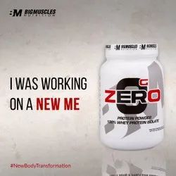 Big Muscle Whey Proteins Iso Zero