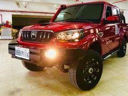Mahindra Scorpio Front Bumper