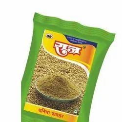 Raj Organic Coriander Powder Masala, Packet, 100 g