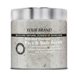 Third party manufacturing Face Scrub Manufacturing Company