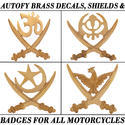 Autofy Brass Accessories