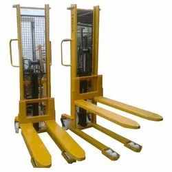 Hydraulic Pallet Manual Stacker