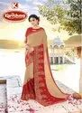 Designer Embroidery Work Saree - Viraasat