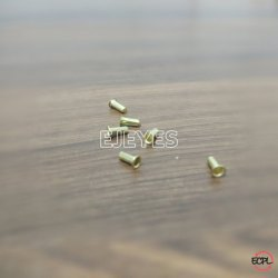 No 2375 Brass Eyelets Golden