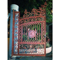 Cast Iron Main Gate
