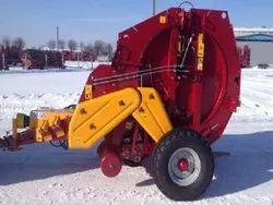 PALESSE Hydraulic Gomselmash Hay Baler PPR-145, for Agriculture & Farming