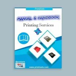 Paper Manual Printing Service, Finished Product Delivery Type: Home Delivery