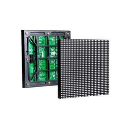 P6 LED Panel Outdoor RGB Full Color LED Display Module 1/8 Scan 192/192mm 32/32 Dots