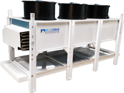 Down Throw Product Cooler, For Cold Storage, 380 V