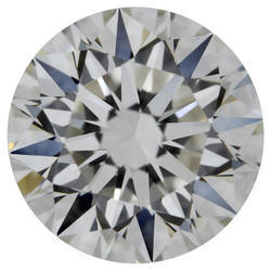 White Round Topaz Gemstones