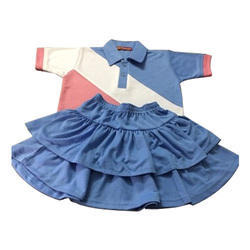 Girls School Sports Uniform