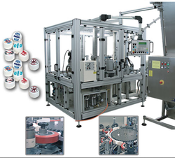 Tampoprint Automatic Printing Machine For Closures