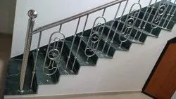 stainless steel staircase railing, For Home