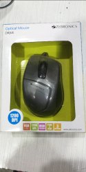Zebronics Optical Mouse