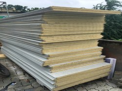 Insulated PUF Wall Panel