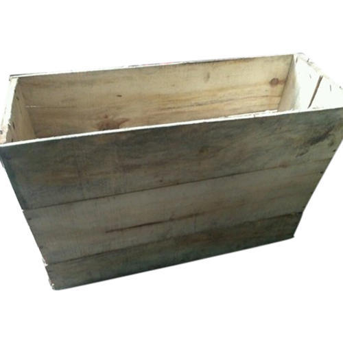 Fruit Packaging Wooden Crate Box