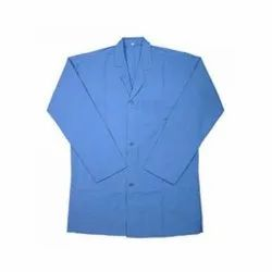 Blue Doctor Coat
