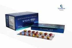 Nutritional Supplements  Wycal- D3 Softgel Capsules