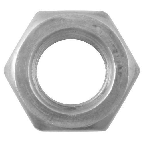 Manan Hexagonal Hex Nut, Size: Available In 5 Mm To 32 Mm