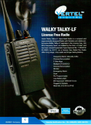 Vertel LF Walkie Talkie Radio