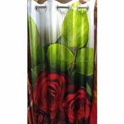 Printed Velvet Shower Curtains