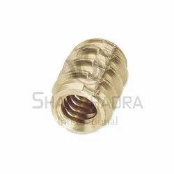 DBI-004 Brass Fibersert Insert
