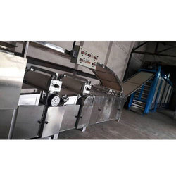 Automatic Rice Papad Making Machine
