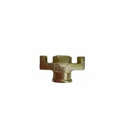 Construction Formwork Accessories Wing Nut For Tie Rod In Form Tie System
