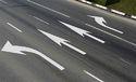 Stencil Arrow Marking Service for Highways