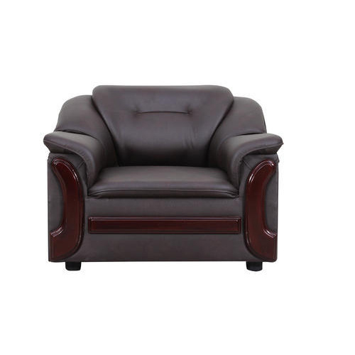 Excellent Leather Wing Back Chair Short Links Chair Design For Home Short Linksinfo