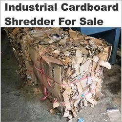 Industrial Cardboard Shredder