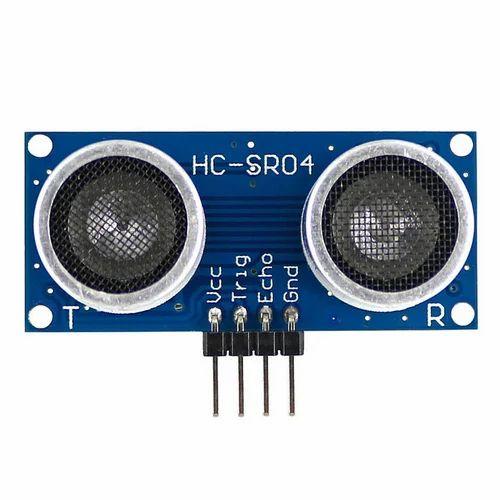 Hc Sr04 Ultrasonic Sensor Module