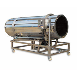 Fully Automatic Potato Chips Flavouring Mixing Drum