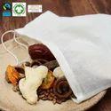 organic cotton nuts bag