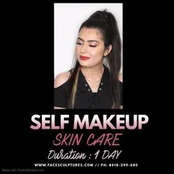 Online Women Self Makeup Course (MU01) 1 DAY, Bangalore