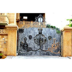 Designer Main Outdoor Gate