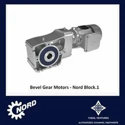 Bevel Gear Motors - Nord Bloc.1
