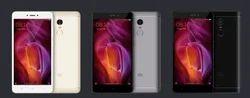 Grey and Black Mi Redmi Note 4 Smartphone