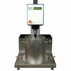 Laboratory CAD-Rheometer