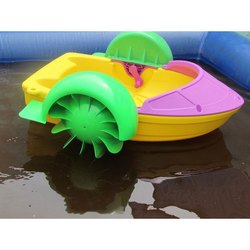 Plain Kids Water Boat, Number Of Seater: 1 Seater, 70kg