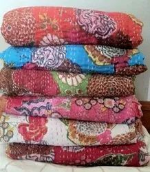 Vintage Katha Bedcover Throw