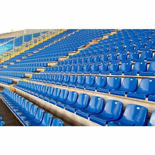Push Back Stadium Seat Rs 400 Piece Baijnath Landscape Id 14290612733
