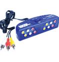 Stackfine 4 Way Audio Video Selector