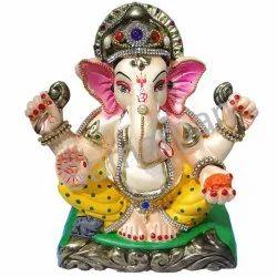 Clay Ganesha 8A
