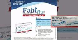 FabiFlu Favipiravir 200 mg Tablets