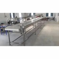 Visual Inspection Belt Conveyor