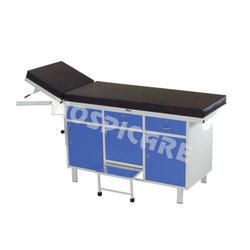 Head Adjustable Examination Couch
